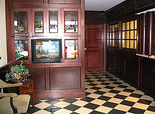 entryway and lobby